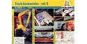 ITALERI maquette camion 3854 Truck Accessoires 1/24