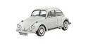 REVELL maquette voiture 67083 Model set VW Beetle Limousine 1968 1/24