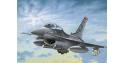 italeri maquette avion 0188 F-16C/D Night Falcon 1/72