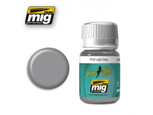 MIG Panel Line Wash 1600 Lavis gris clair 35ml