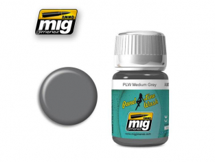 MIG Panel Line Wash 1601 Lavis gris moyen 35ml