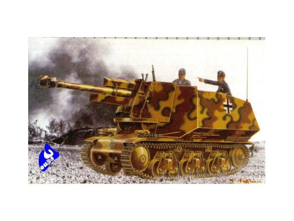 Trumpeter maquette militaire 00353 39(H) 105mm LeFh 18(Sf) 1/35