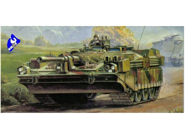Trumpeter maquette militaire 00310 Strv103 C 1/35