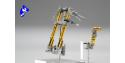 Tamiya maquette 12619 set de detaillage Kawa Ninja ZX-RR 1/12