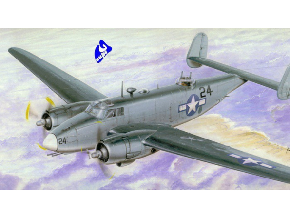 Special Hobby maquette avion 72093 PV-2 Harpoon 1/72