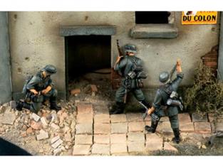Verlinden maquette militaire BI1337 boite incomplète Sauvetage Allemand WWII 1/35