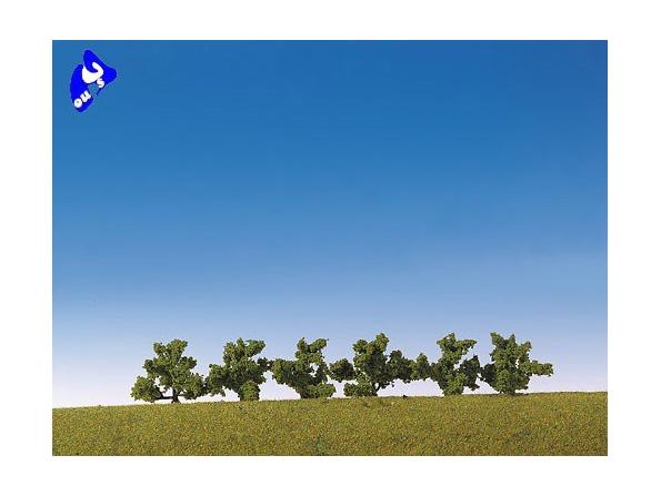 Faller 181479 6 buissons, verts
