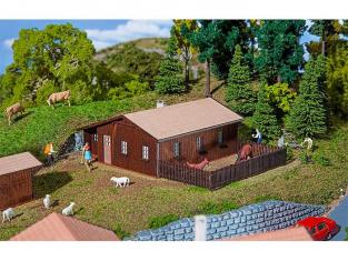 Faller bâtiment 130181 Maison de montagne en bois 1/87