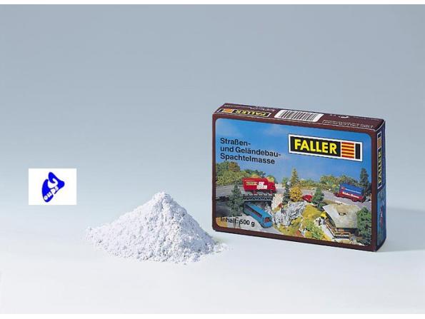 Faller 180500 Pâte mastic