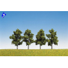 Faller 181402 4 arbres fruitiers