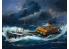 Revell maquette bateau 05204 Chalutier de la Mer du Nord 1/142
