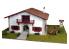 Artesania Latina maquette bois 30610 Chalet bois type Basque 1/72