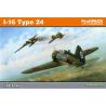 EDUARD maquette avion 8149 Polikarpov I-16 Type 24 1/48