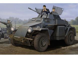 SD.KFZ 222 Panzer maquette militaire au 1/35 de HOBBY BOSS 83816