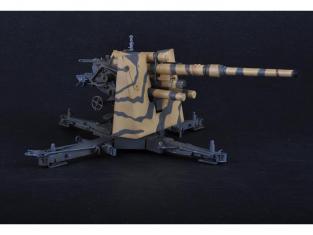Merit miniature canon 60030 CANON Anti Aérien FLAK 36 88MM ALLEMAND 1/18