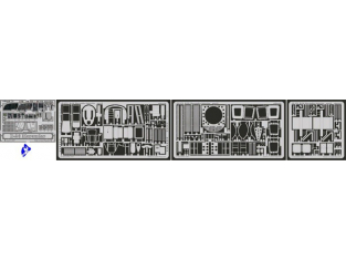 Eduard photodecoupe 49372 B-26 Marauder Interieur Revell / Monogram 1/48