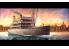 Meng maquette bateau OS-001 THE CROSSING (La Traversée) 1/150