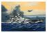 REVELL maquette bateau 05136 Scharnhorst croiseur de bataille 1/1200