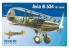 EDUARD maquette avion 7429 Avia B.534 série III Weekend 1/72