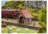 Faller construction train 110084 Station d'arrêt Tschäppel HO