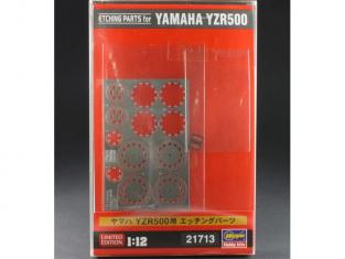 Hasegawa maquette moto 21713 kit d'amélioration pour YZR500 Hasegawa 1/12