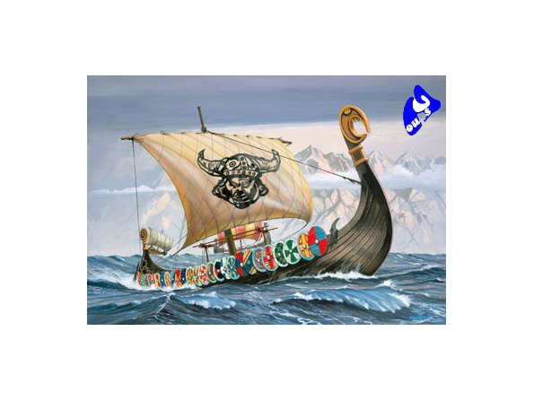 Revell maquette bateau 5403 Bateau Viking 1/50