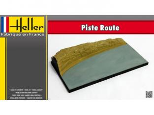 Heller maquette voiture 81251 PISTE ROUTE 1/43