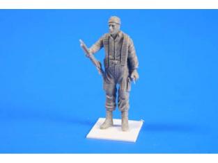 cmk personnages f48274 MITRAILLEUR US ARMY AU VIETNAM 1/48