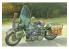 italeri maquette militaire 7401 Harley-Davidson WLA 750 1/9