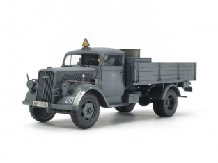TAMIYA maquette militaire 32585 German 3ton 4x2 Cargo Truck 1/48