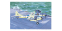Trumpeter maquette avion 02895 DE HAVILLAND SEA HORNET NF.21 1/48