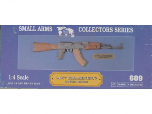 Verlinden arms mi628 kit incomplet Ak47 Kalashnikov 1/4