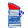 Mr Hobby accessoire peinture GT51 embout verseur pour pot Mr Hob