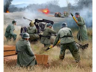 Revell maquette militaire 02531 Canon Allemand 7,5cm Pak 40 et Soldats 1/72