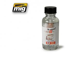 MIG peinture Alclad II 8200 Diluant laque et nettoyant ALC307 30ml