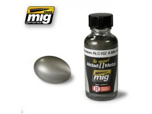 MIG peinture Alclad II 8202 Duraluminium ALC102 30ml