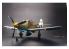 "Kitty Hawk maquette avion kh32013 BELL P-39 Q/N ""AIRACOBRA"" 1943 1/32"