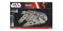 Revell star wars 03600 Millennium Falcon 1/241