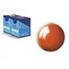 peinture revell Aqua 30 orange brillant