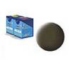 peinture revell Aqua 40 noir vert mat