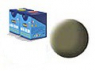 peinture revell Aqua 45 vert olive mat