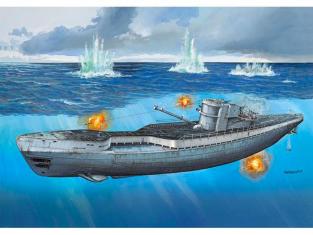 Revell sous-marin 05133 U-Boot TYPE IX C/40 (U190) 1/72