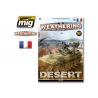 MIG magazine 4262 Numero 13 Desert en Français