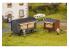 Faller diorama 180385 2 Chariots à ruches 1/87