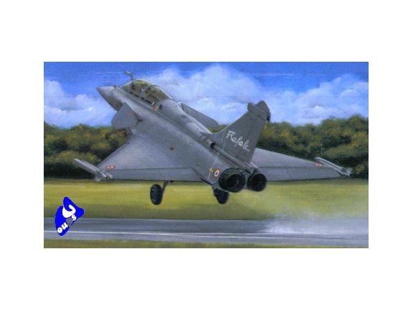 Hobby Boss maquette avion 80317 Rafale B 1/48