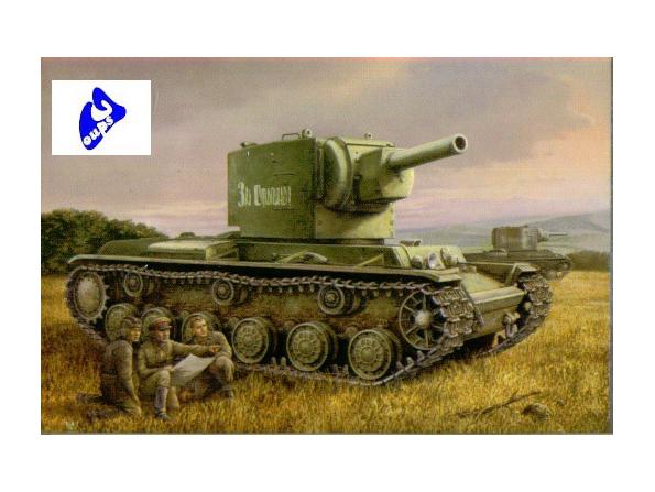 Hobby Boss maquette militaire 84816 KV-2 1/48
