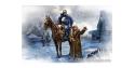 Master Box personnages 3207 LE CUIRASSIER FRANCAIS RETRAITE DE RUSSIE 1812 1/32