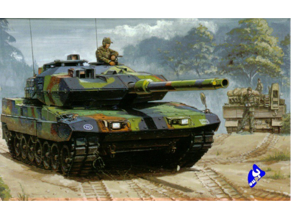 Hobby Boss maquette militaire 82403 Leopard 2 A6EX 1/35