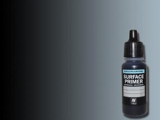 Vallejo Surface Primer 70603 Appret acrylique Polyuréthane Dunkelgrau RAL7021 17ml