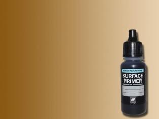 Vallejo Surface Primer 70604 Appret acrylique Polyuréthane Dunkelgelb RAL7028 17ml